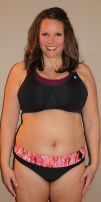 Michelle Totten - Before