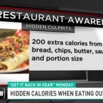 Do you eat out?  Simple steps to save 200 calories per meal