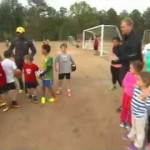 Cardio For Soccer Families with Mark Macdonald on HLN
