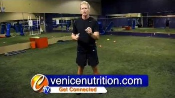 Mark Macdonald Gives Exercise Tips on Conn TV