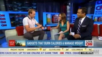 Mark Macdonald's Tech Tips for Burning Calories on CNN