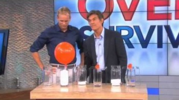 Mark Macondald explains blood sugar balance on DR OZ
