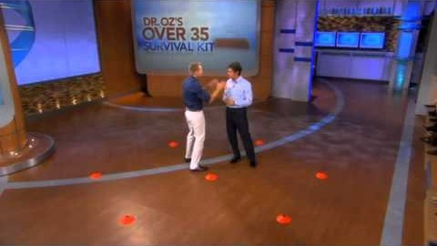 Mark on Dr Oz Tells Women Over 35 How to Keep The Fat Off For LIFE