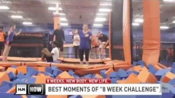 '8 Week Challenge' finale: best moments