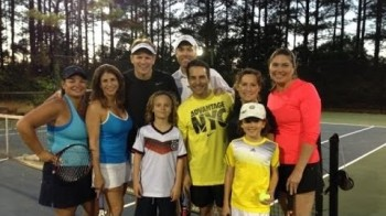 How To Have Fun With Your Fitness with Tennis Pro Marcus Hurtig
