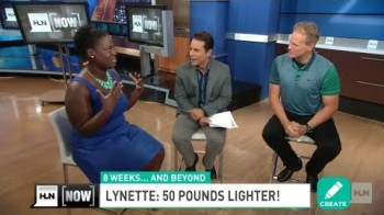 Motivation Moment, Lynette Down 50 lbs & Going Strong
