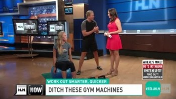Workout smarter, ditch the machines