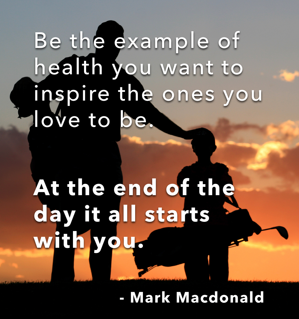 Be the Health Example
