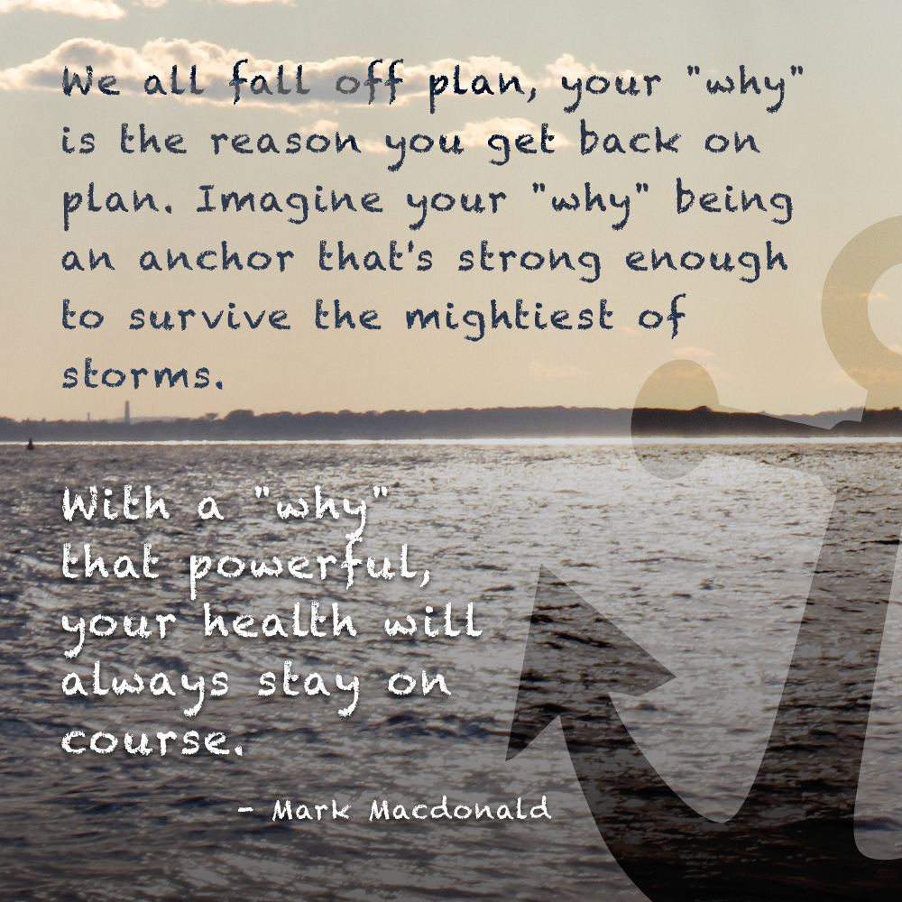 My Why What S Yours Mark Macdonald