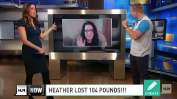 Meet Heather, Mom who lost 104 lbs & Beat Diabetes
