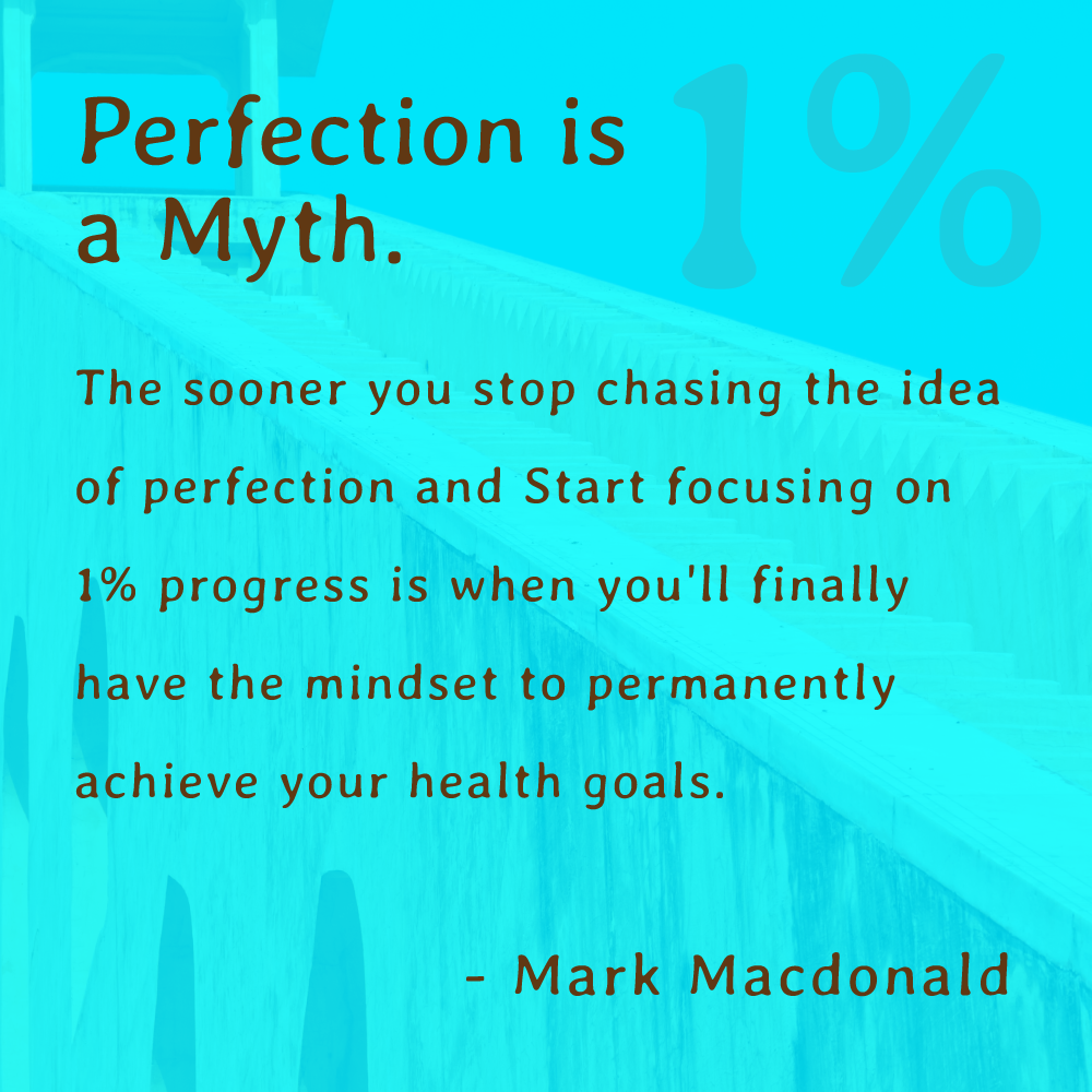 Perfection is a Myth