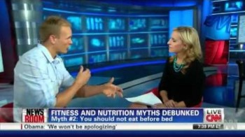 Fitness and nutrition myths debunked