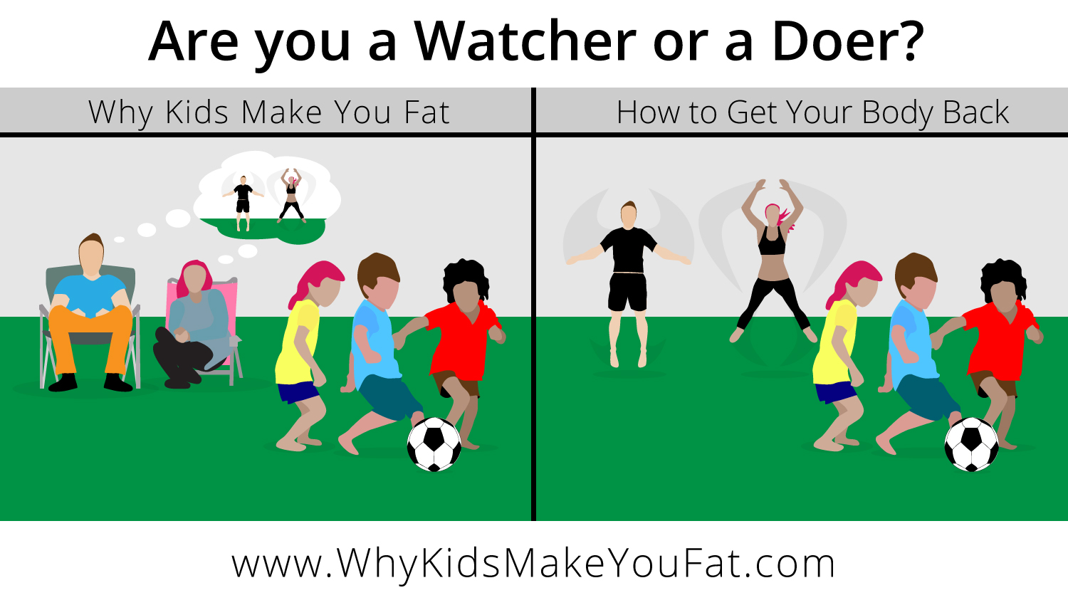 Are you a watcher or a doer?