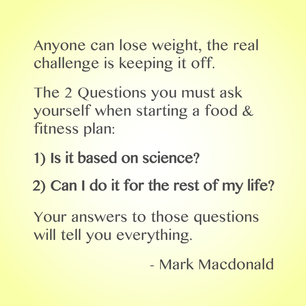 Your 2 Questions - Mark Quote