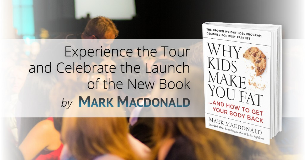 Experience the Tour and Celebrate the Launch of the New Book by Mark Macdonald