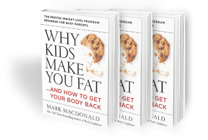 3 copies of Why Kids Make You Fat
