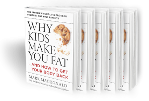 5 copies of Why Kids Make You Fat