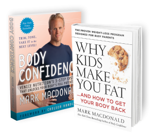 Why Kids Make You Fat and Body Confidence