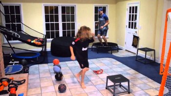 Family Fitness Funhouse with Mark and Hunter Macdonald