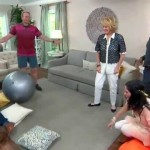 Mark shares how to drop the extra pounds on the Hallmark Channel