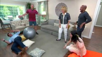 Mark Shares How to Make Family Fitness Fun on Hallmark Channel