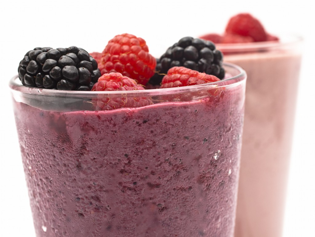 Berrylicious Smoothie by VN Chef Valerie Cogswell
