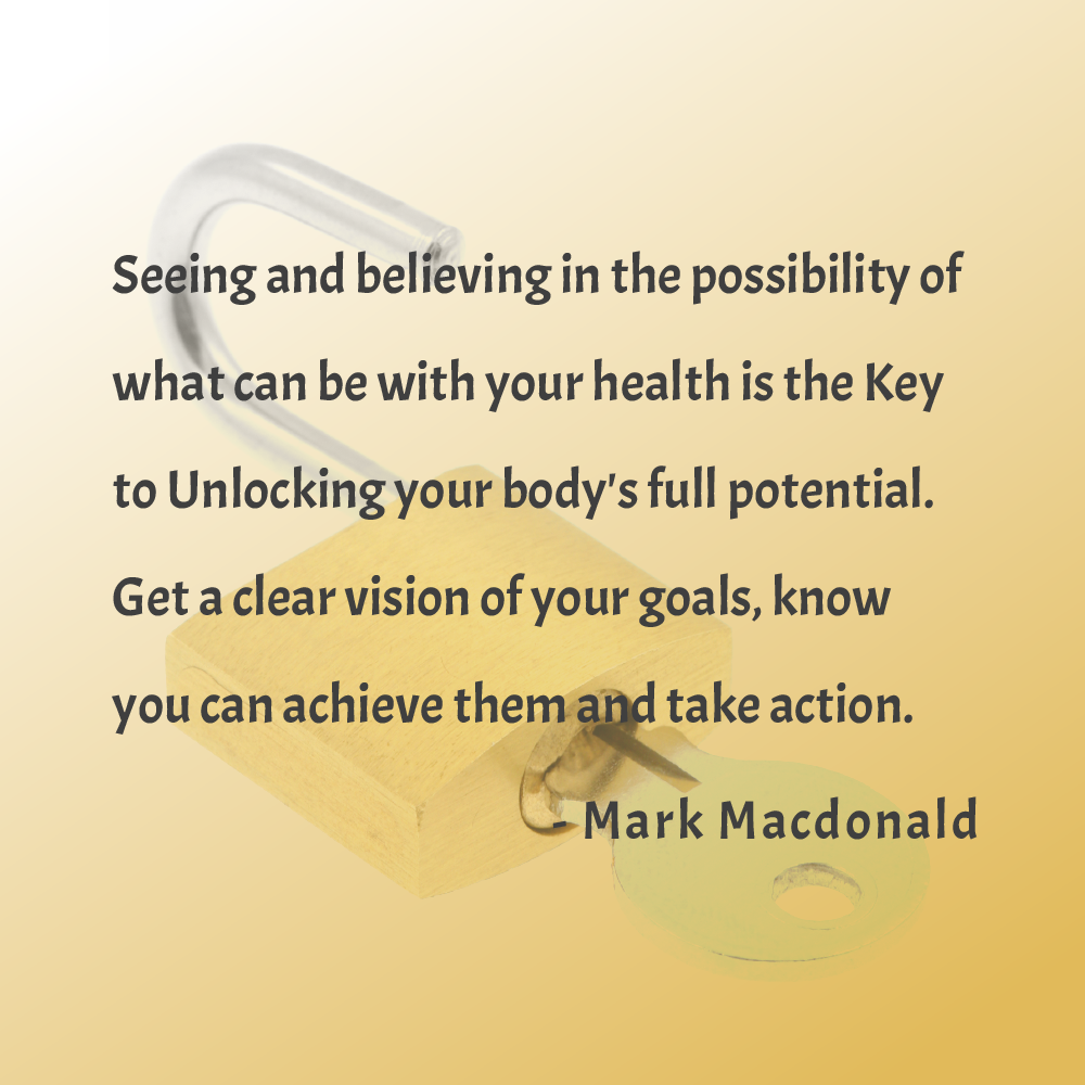 Seeing and Believing - Mark Macdonald