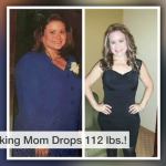 Mom who lost 112 lbs. shares 3 keys to losing weight