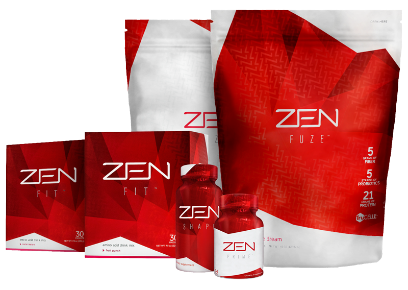 Zen Product Pack