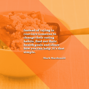 Share How You Can Help - Mark Quote