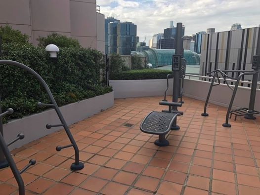 Sydney, Outdoor Gym
